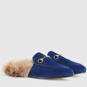 정품 / GUCCI 448657 K4D50 4572 SLIPPER