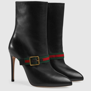 정품 / GUCCI 475653 BTMO0 1060 ANKLE BOOT