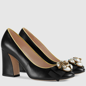 정품 / GUCCI 474483 DMBS0 1057 PUMP