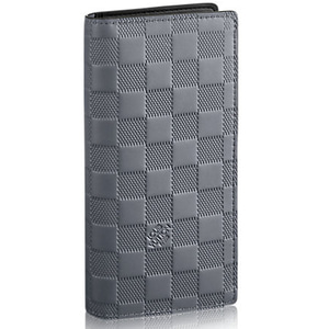 정품 / LOUIS VUITTON / N63327 Brazza Wallet