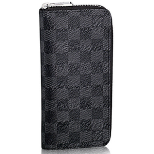 정품 / LOUIS VUITTON / N63095 Zippy Wallet Vertical