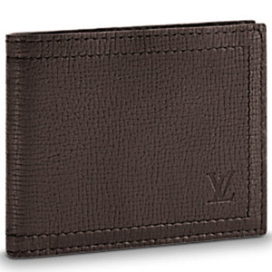 정품 / LOUIS VUITTON / M64134 Compact Coin Wallet