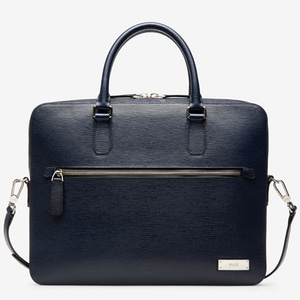 [정품] 발리 / Bally / Beho Briefcase in Ink  / 피오리토