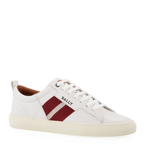 [정품] 발리 BALLY Mens Helvio Leather Low-Top Sneaker  / 피오리토