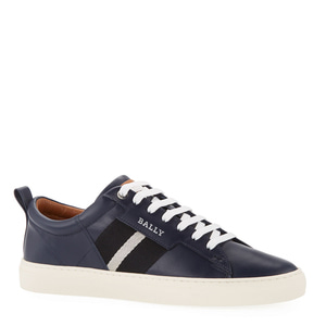 [정품] 발리 BALLY Mens Helvio Calf Leather Low-Top Sneakers  / 피오리토