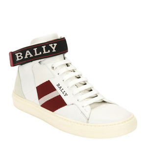 [정품] 발리 BALLY Mens Heros High-Top Sneakers with Ankle Grip-Strap  / 피오리토
