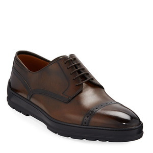 [정품] 발리 BALLY Mens Reigan Cap-Toe Leather Oxfords  / 피오리토
