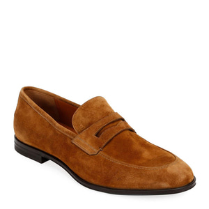 [정품] 발리 BALLY Mens Webb Suede Penny Loafers  / 피오리토