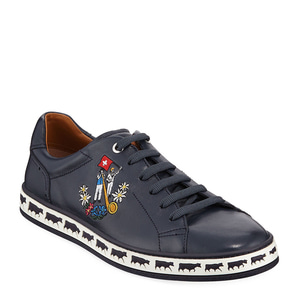 [정품] 발리 BALLY Mens Anistern 16 Leather Low-Top Sneakers  / 피오리토