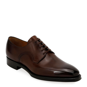 [정품] 발리 BALLY Mens Scamardo Leather Derby Dress Shoes  / 피오리토