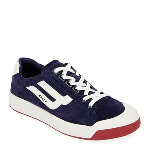 [정품] 발리 BALLY Mens New Competition Suede Retro Low-Top Sneakers  / 피오리토